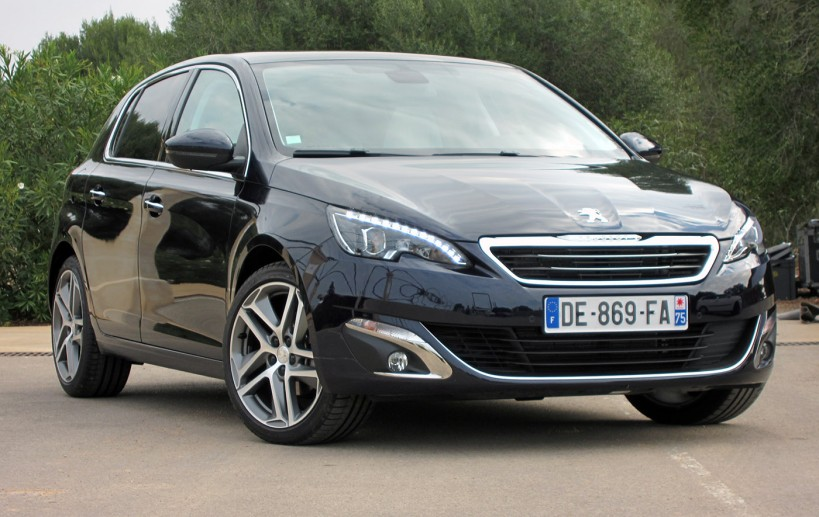2015 Peugeot 308 Review: The France Drive | The Motor Report