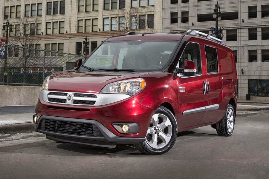 2015 Ram ProMaster City revealed - Autoesque