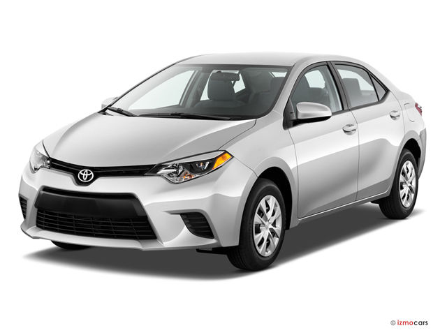 2015 Toyota Corolla Reviews,