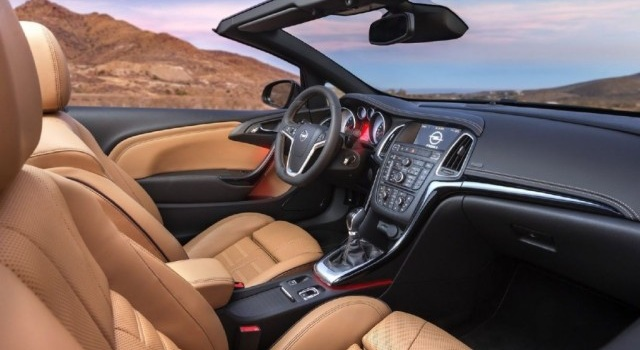 2016 Buick Cascada for US Market - 2016 / 2017 Cars News and Reviews