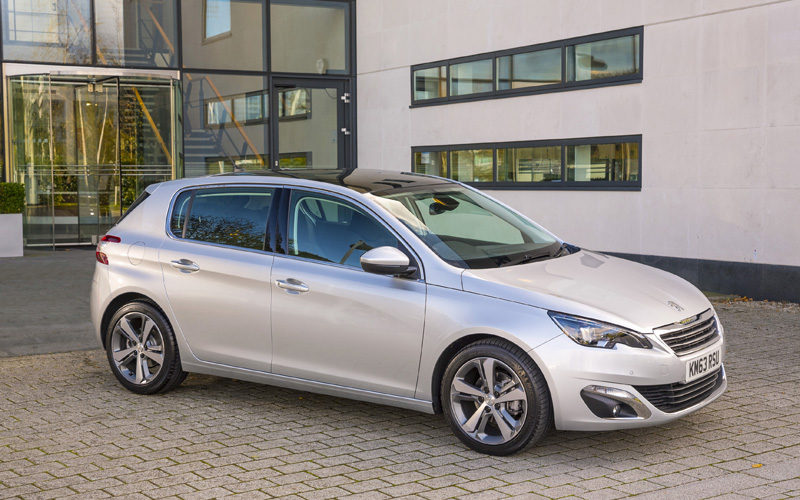 All new Peugeot 308 car review | Business Car Manager