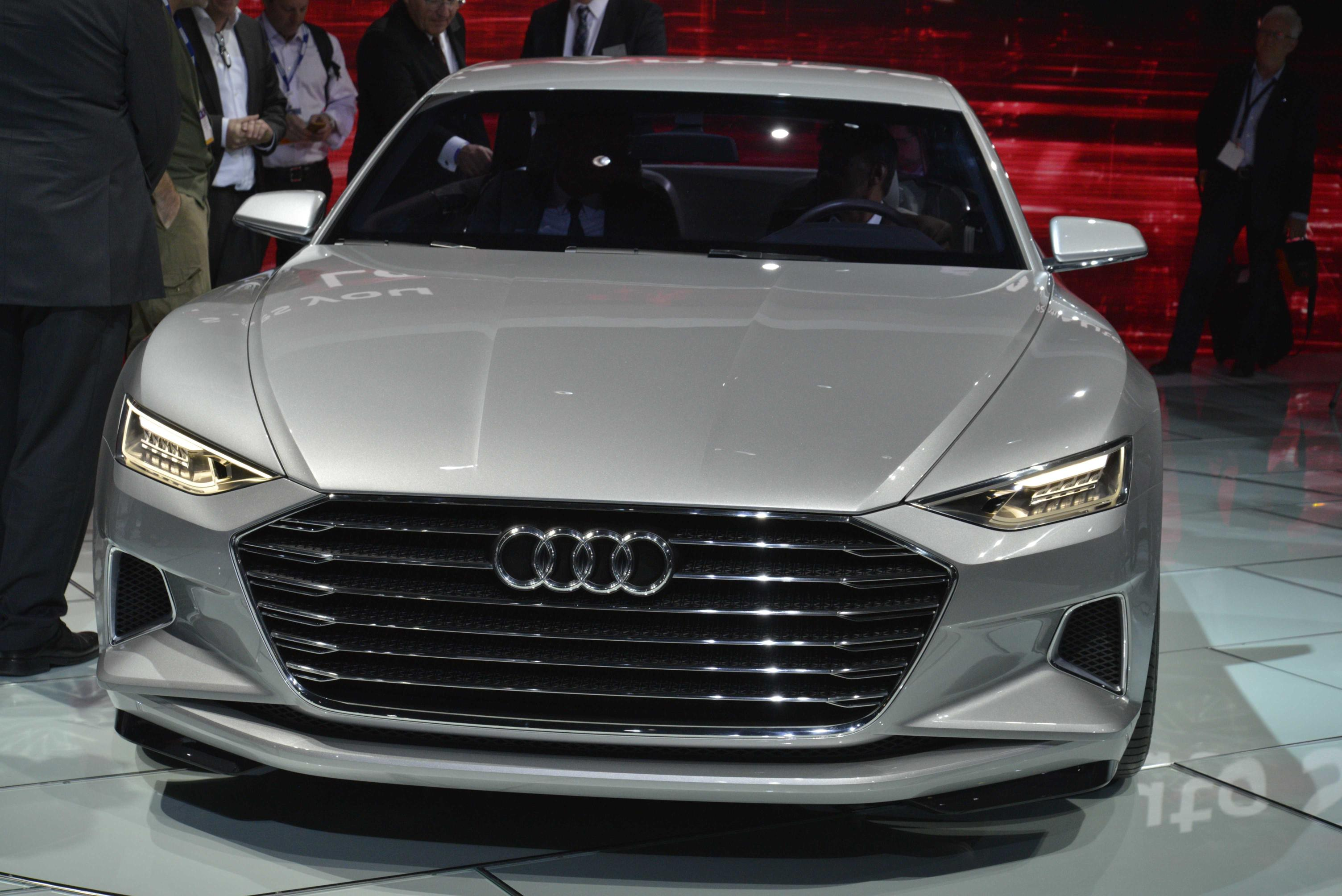 audi concept prologue Car Tuning