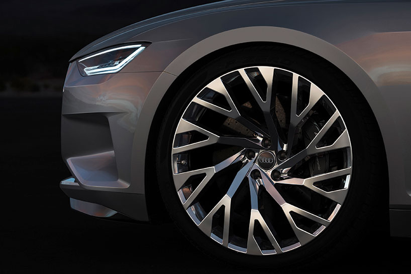AUDI presents prologue concept car at design miami/ 2014