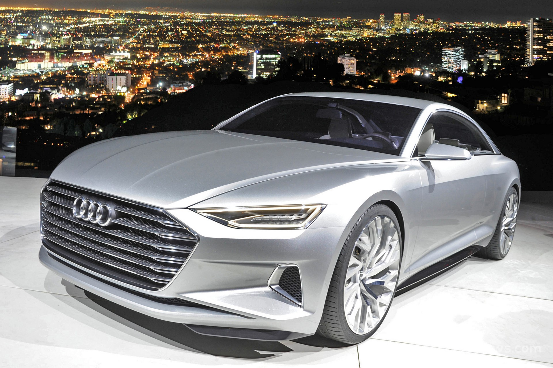Audi prologue 01 Images - L.A. Auto Show LIVE: Audi Prologue Concept