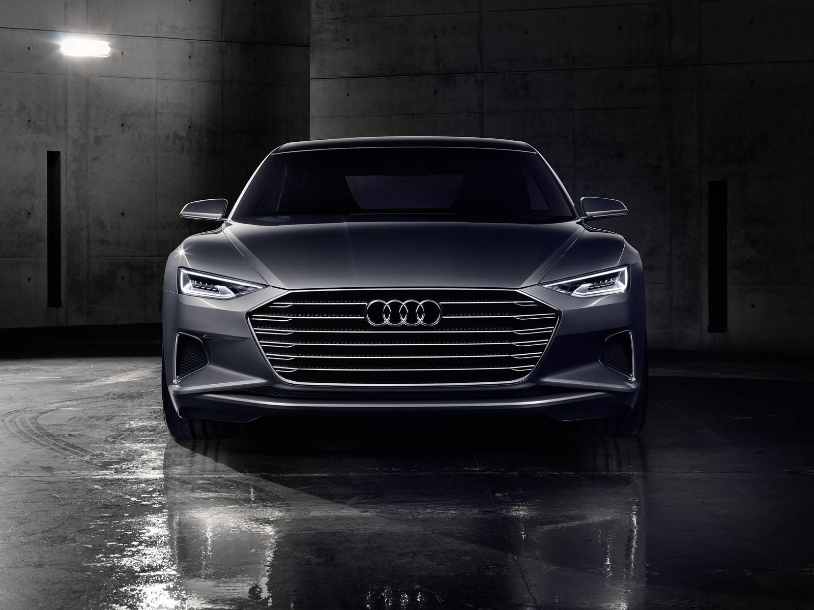 Audi Prologue (A9) Concept 5 Images - Audi Prologue (A9) Concept