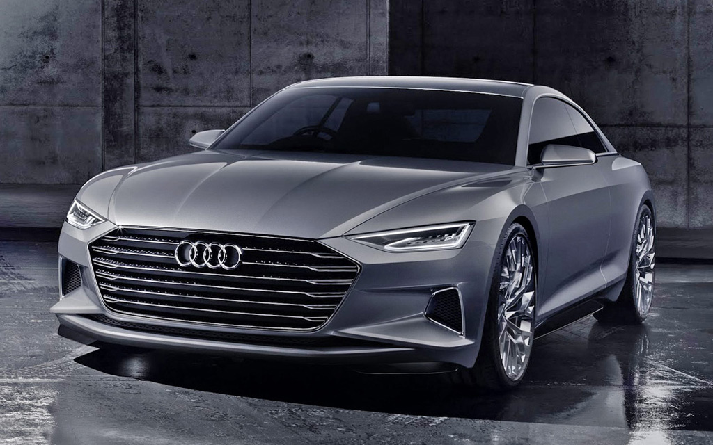 Audi Prologue concept - Audi's new look | Diseno-art