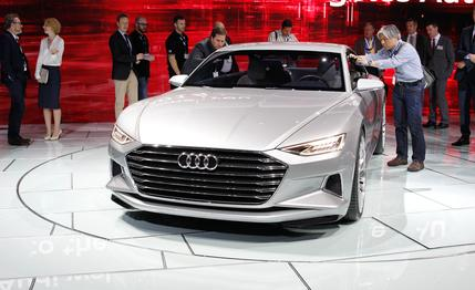 Audi Prologue Concept Photos and Info - News - Car and Driver