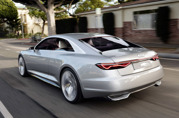 Audi Prologue Concept [