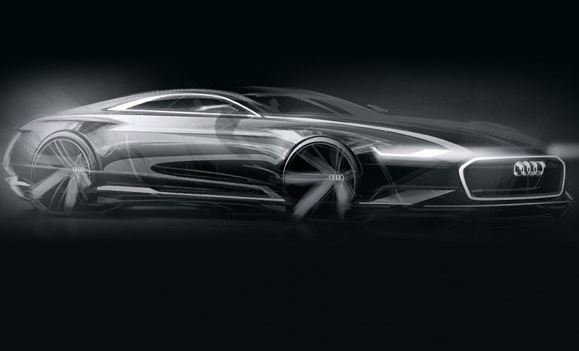 Audi 'Prologue' Coupe Concept Teased For LA: A9 Coming? | The