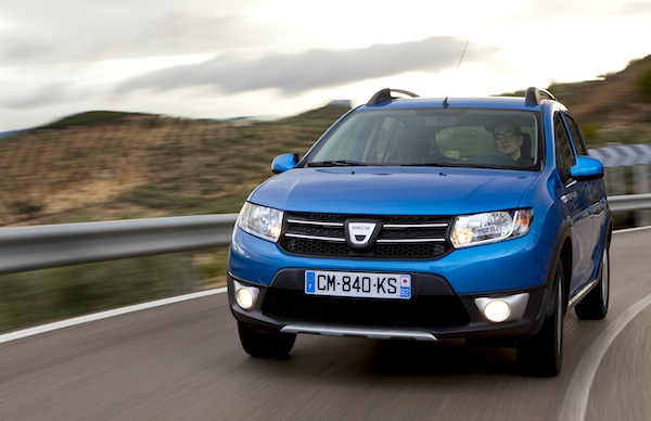 Best Selling Cars - Matt's blog » France July 2013: Dacia Sandero