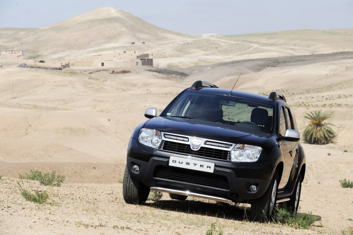 Dacia Duster dCi FAP Ambiance 4x4.