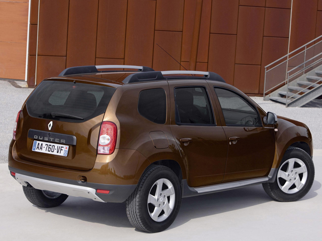 Dacia Duster SUV already selling well in UK.