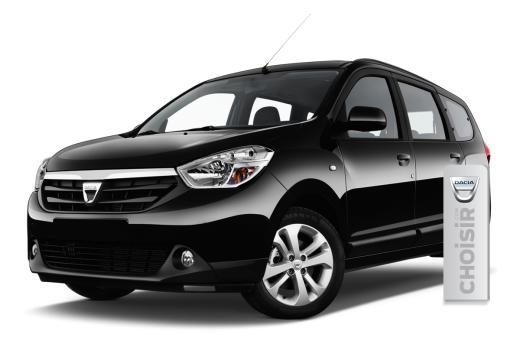 DACIA LODGY dCI 110 FAP 5 places Black Line neuve : prix, photos