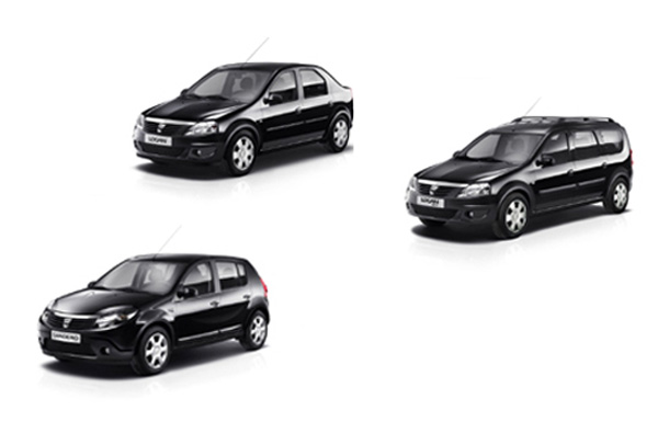 Dacia Logan Black Line Edition | Automotorblog