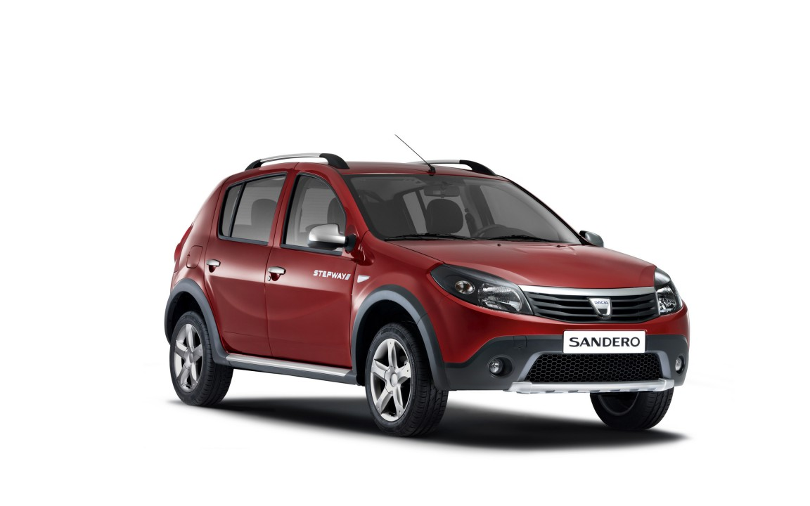 Dacia Sandero Stepway Apple Wallpapers 1024 x 1024 iPod and iPad 2.