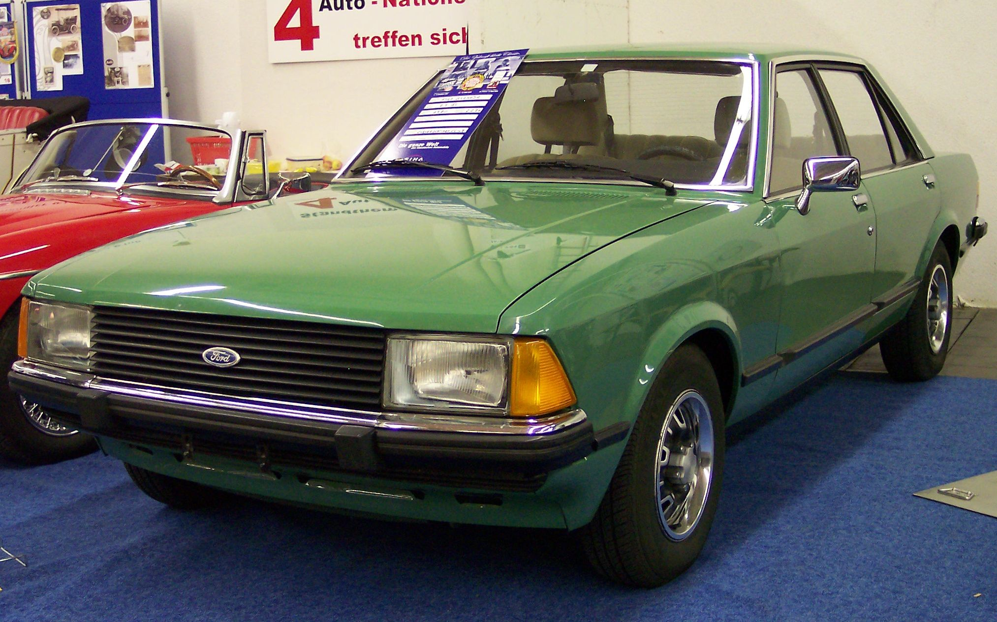 File:Ford Granada vl green TCE.jpg - Wikimedia Commons