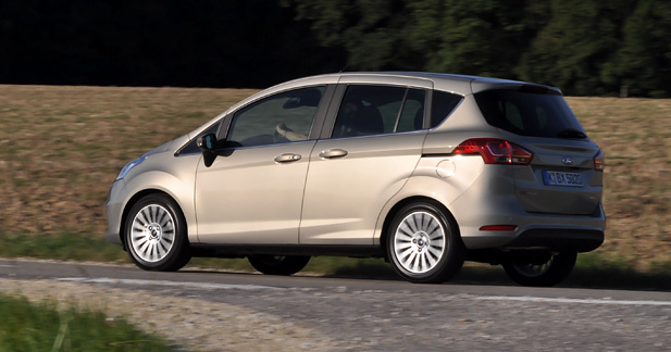 ford b max 1 6 tdci photos 8 Car Tuning