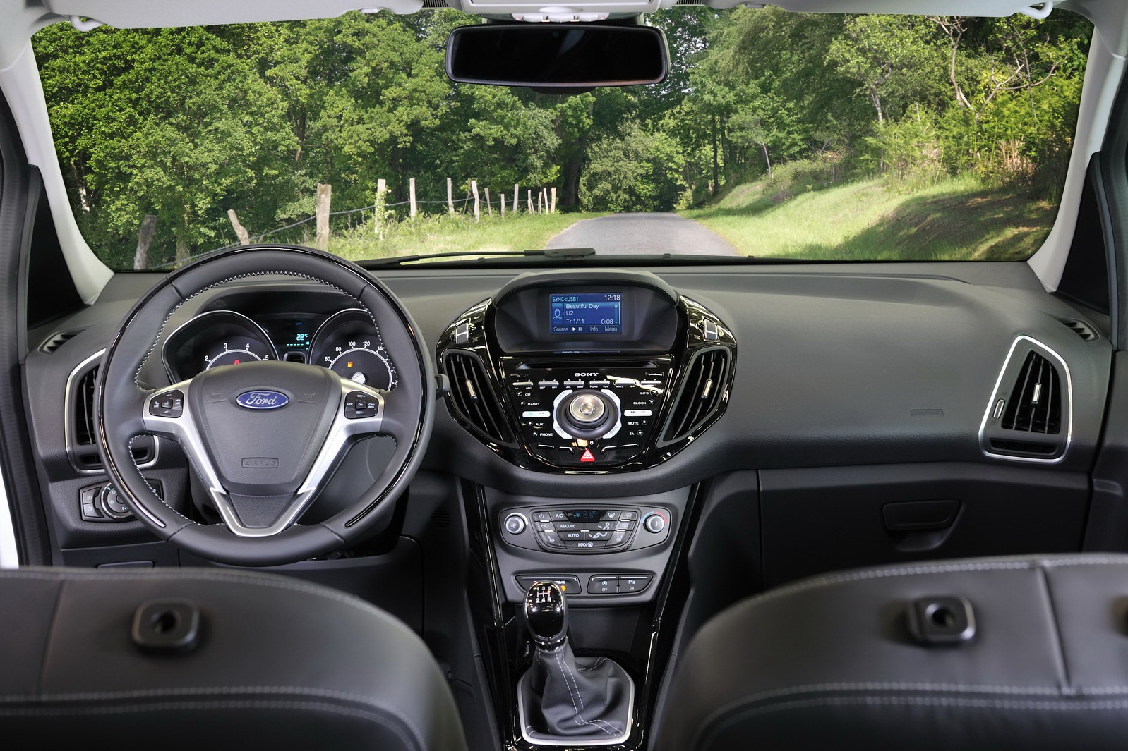 FORD B-Max - 2012, 2013, 2014, 2015 - autoevolution