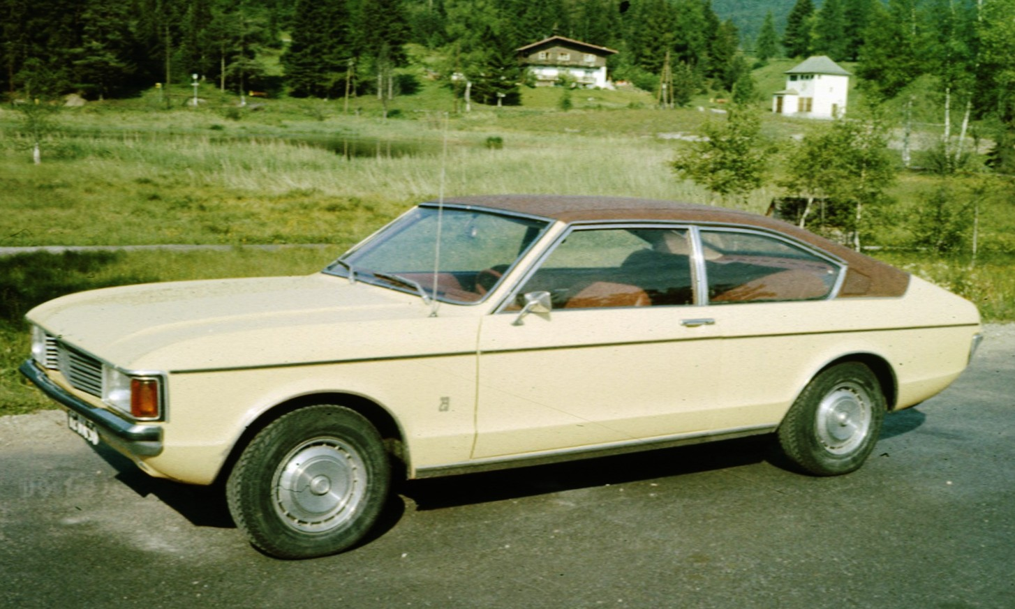 Ford Granada (Europe) - Wikipedia, the free encyclopedia