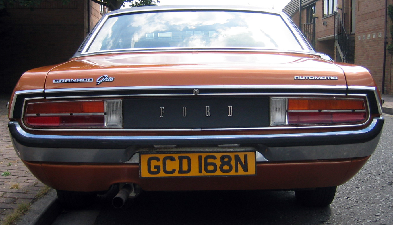 Ford Granada Mk1 images 5 from 10