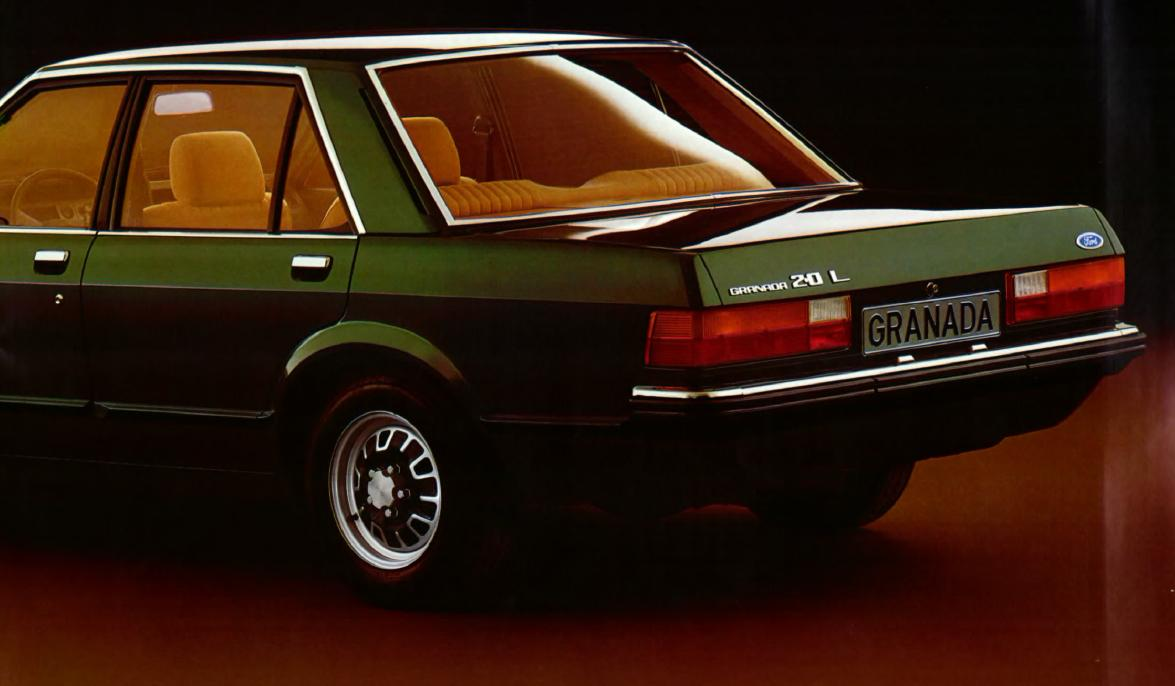 Ford Granada Questions - Color name? - CarGurus