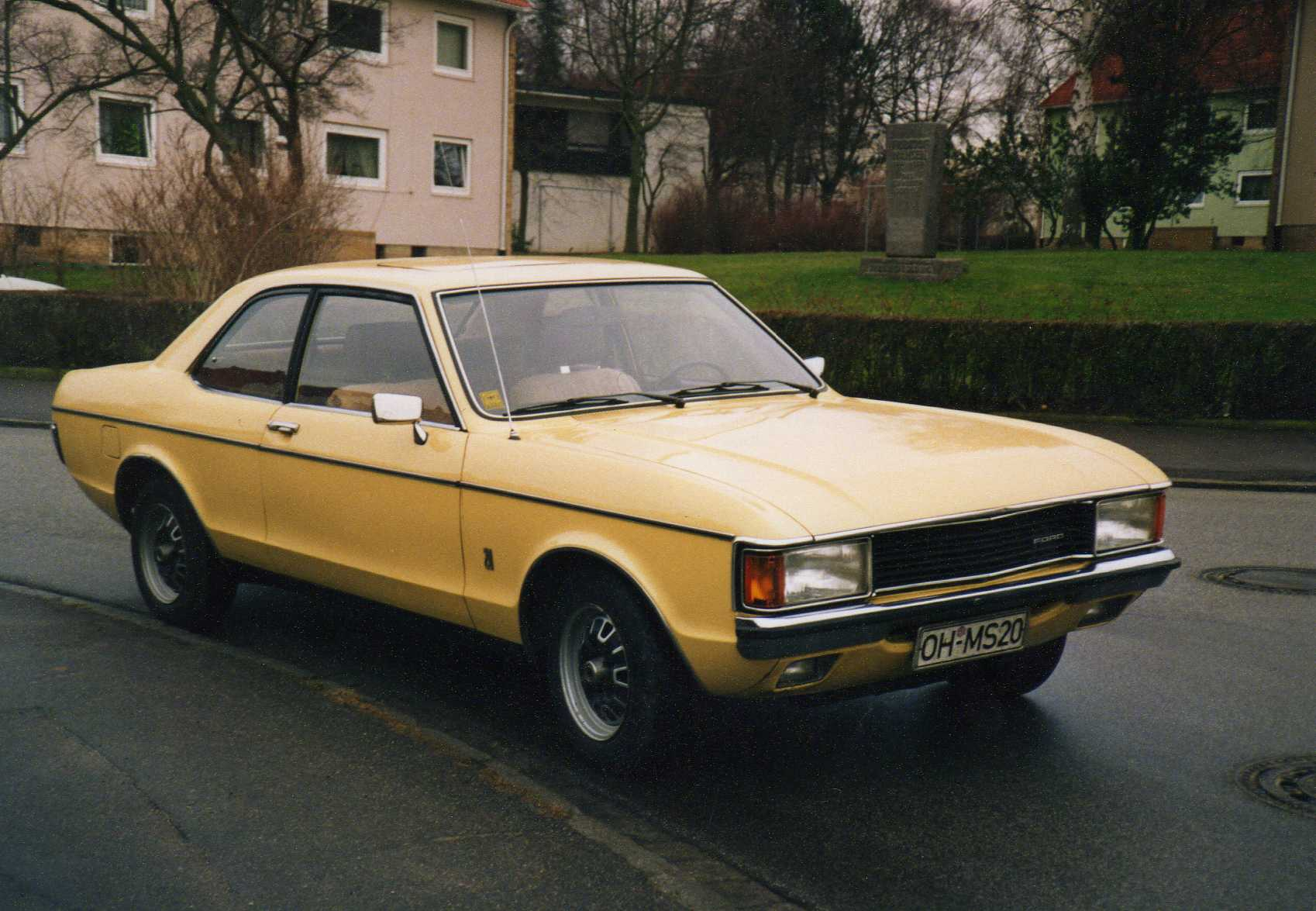 Ford Granada technical details, history, photos on Better Parts LTD