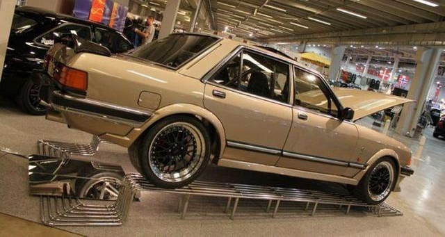 ford granada zzz zzzz Car Tuning