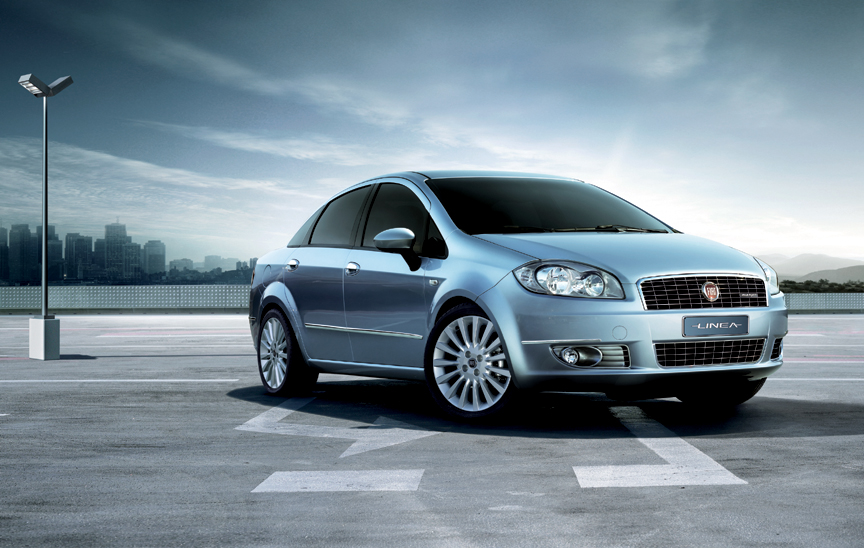ford linea price