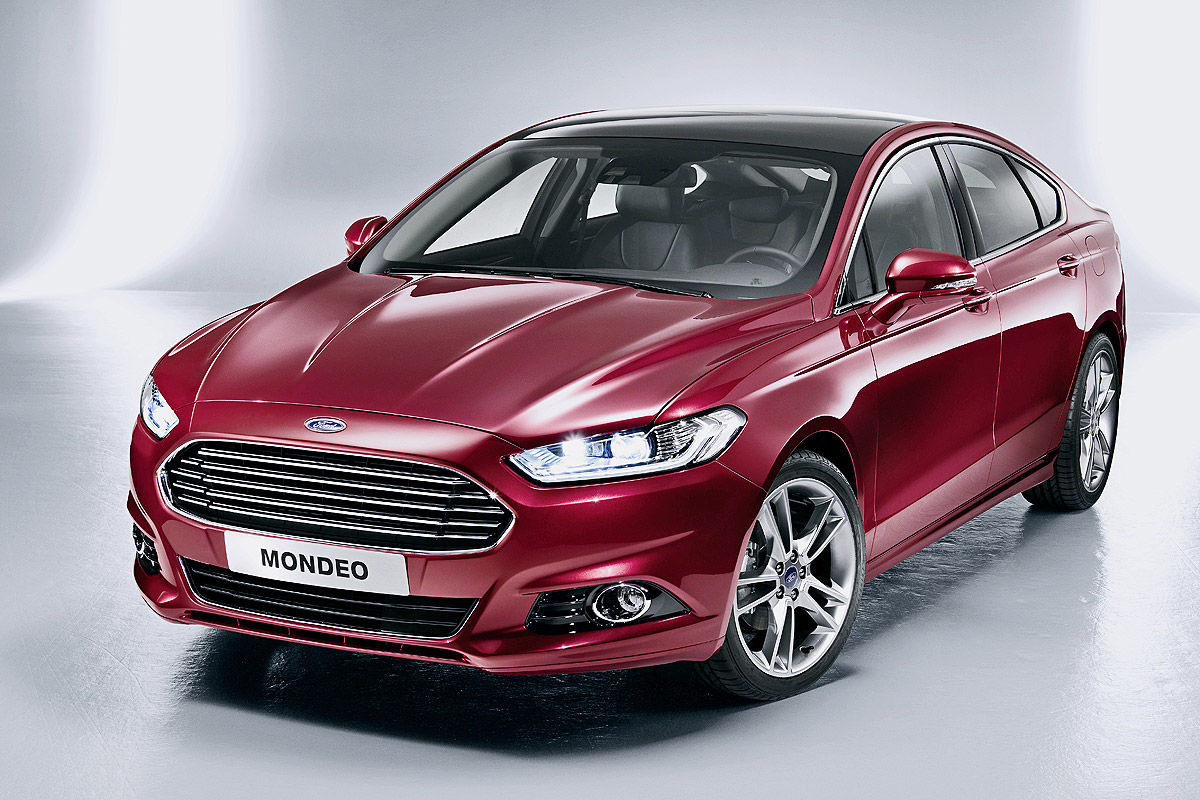 ford mondeo what car