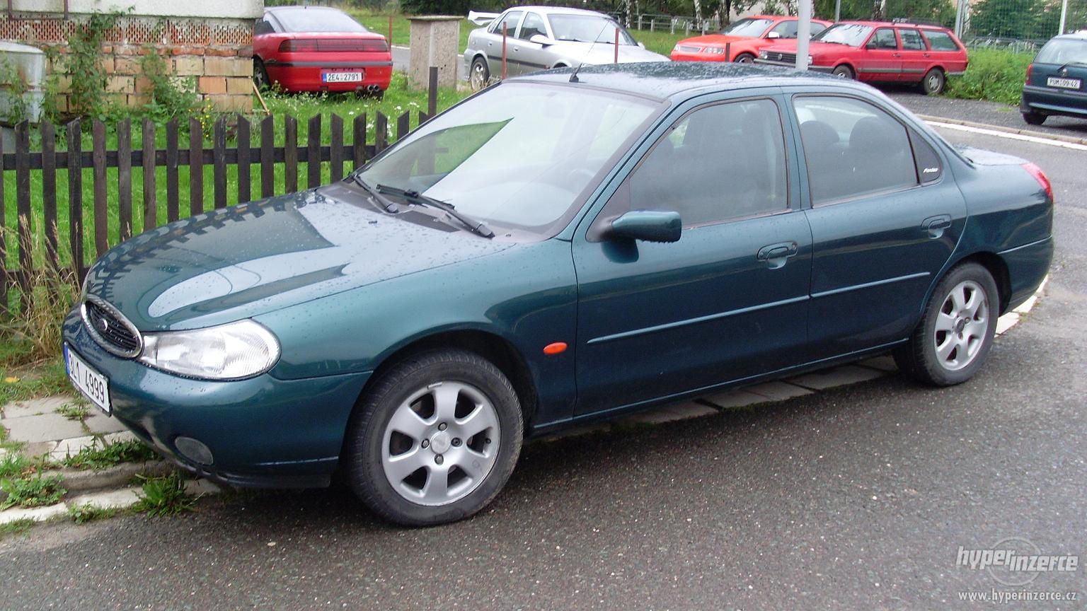 ford mondeo zetec for sale
