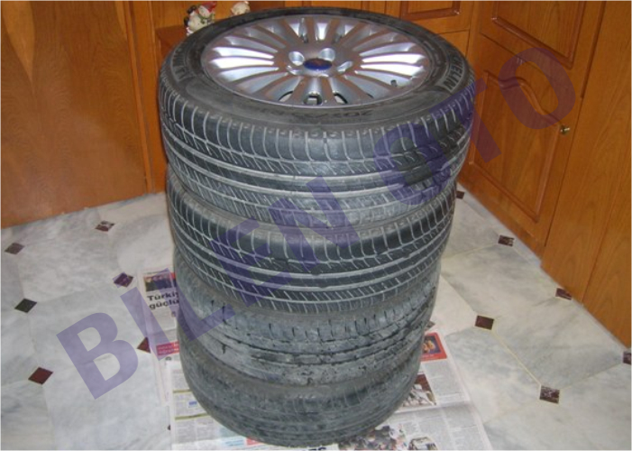 ford tire rims