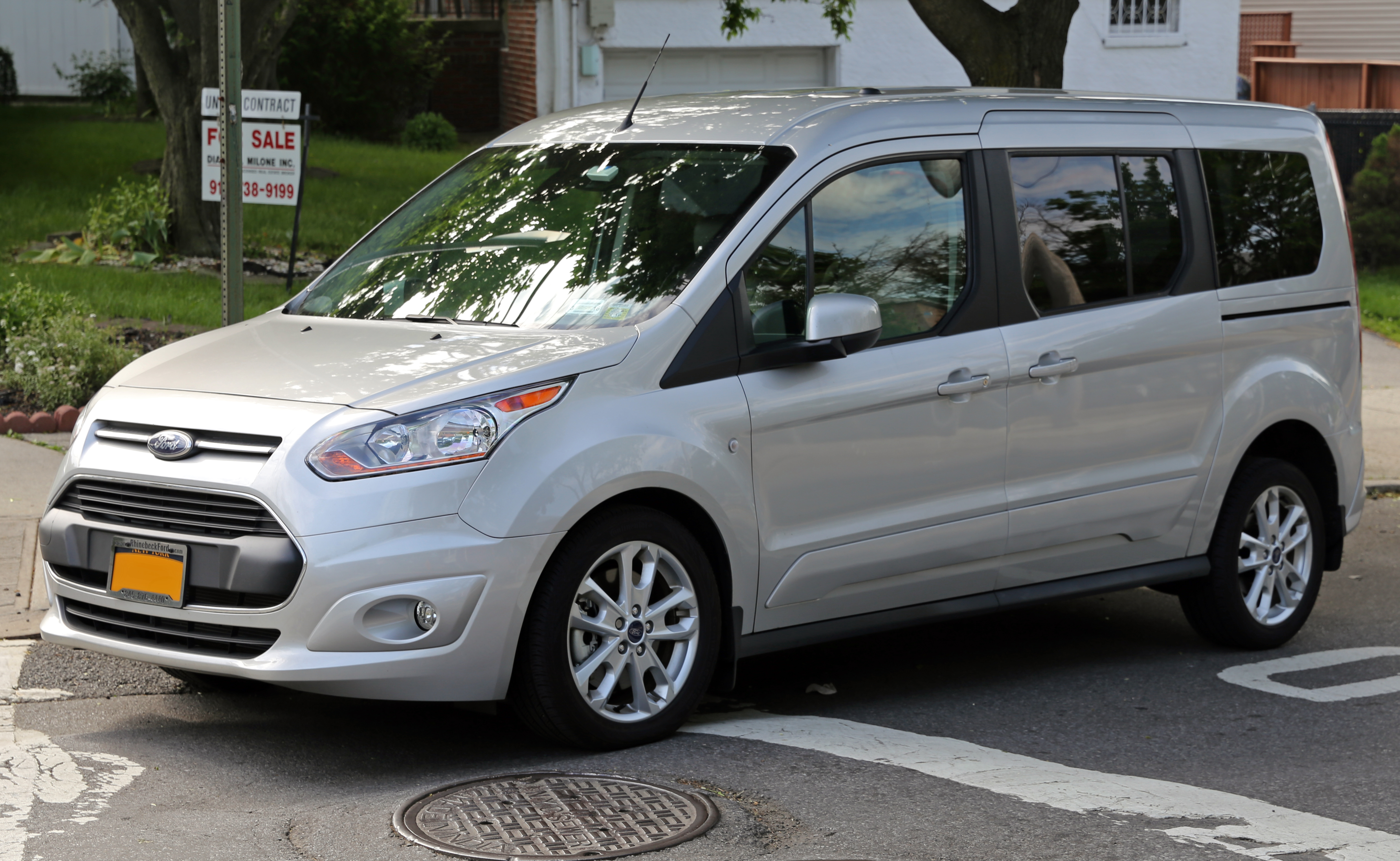 Ford Transit Connect - Wikipedia, the free encyclopedia