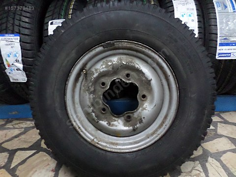 ford windstar tire size