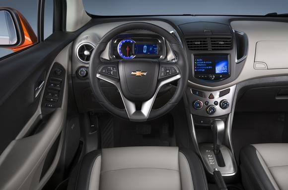 General Motors Company Takes On Jeep With Its 2015 Chevrolet Trax (GM)