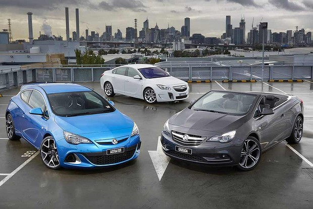 Holden Astra returns in 2015