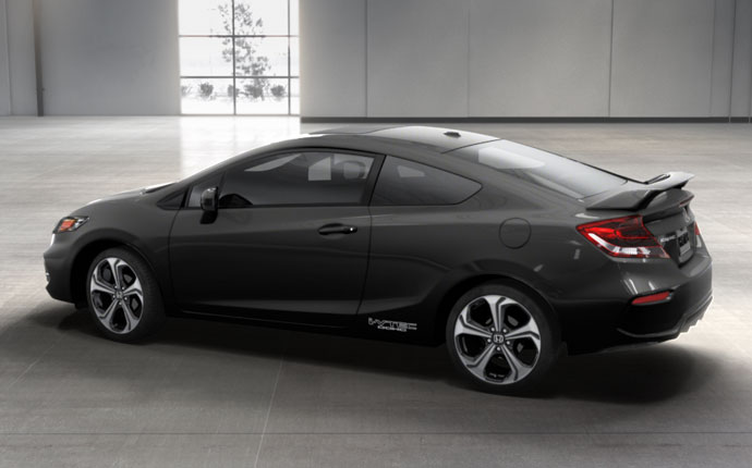 Honda Civic Si Coupe: Find Dealers and Offers for Civic Si Coupe