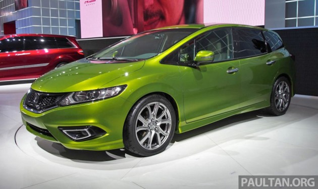 Honda to launch 12 new models in China by 2015