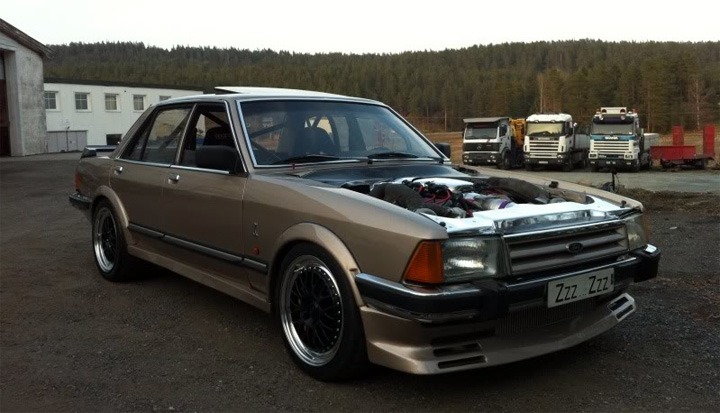 Issues - This Ford Granada might be the greatest sleeper in the