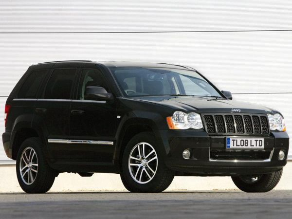 Jeep Grand Cherokee Limited CRD Fiyatı- Jeep