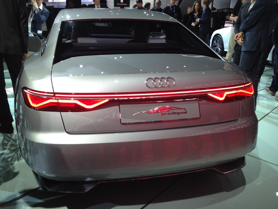 LA Auto Show: Audi Prologue Concept - NY Daily News
