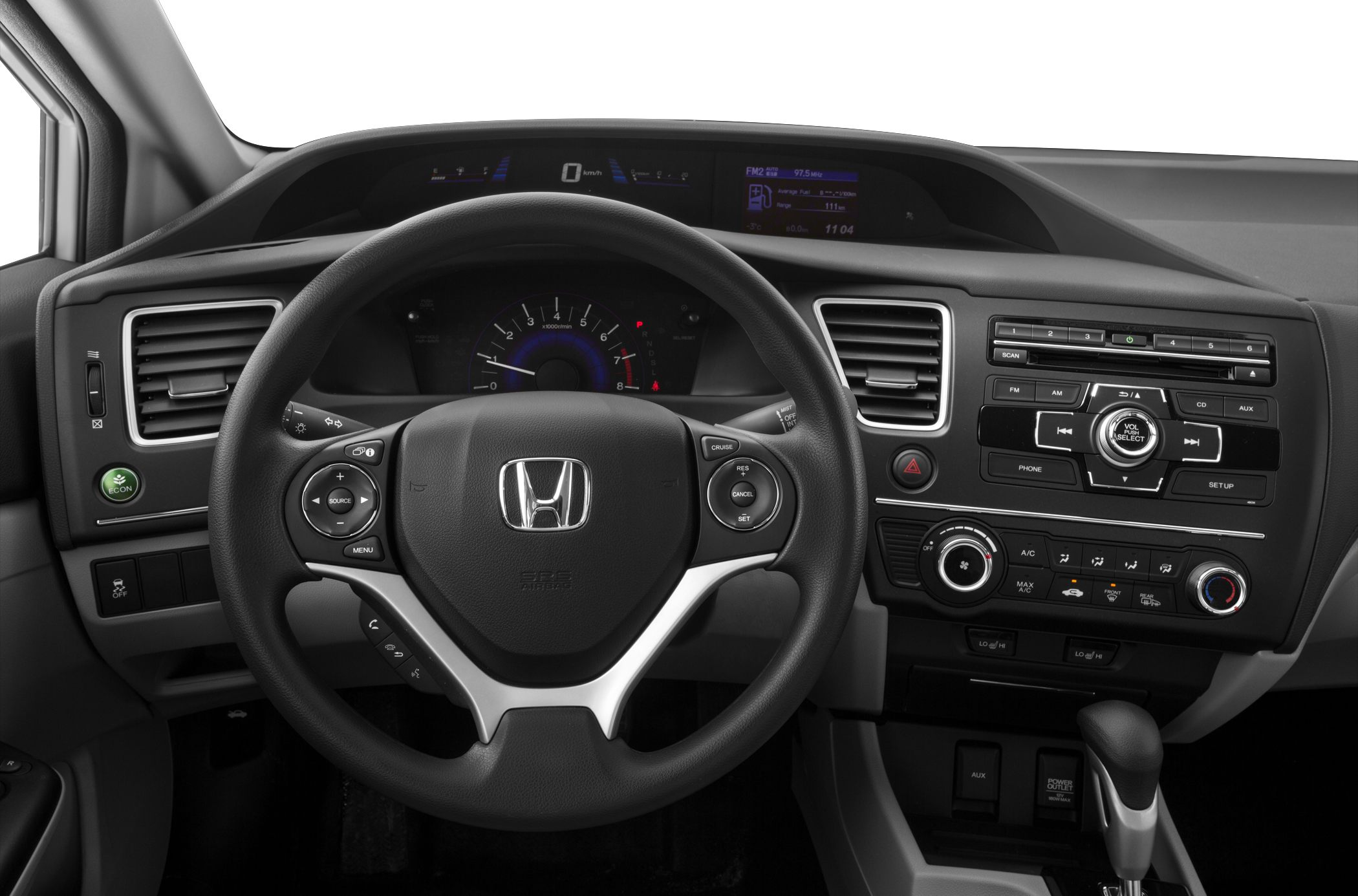 New 2015 Honda Civic - Price, Photos, Reviews, Safety Ratings
