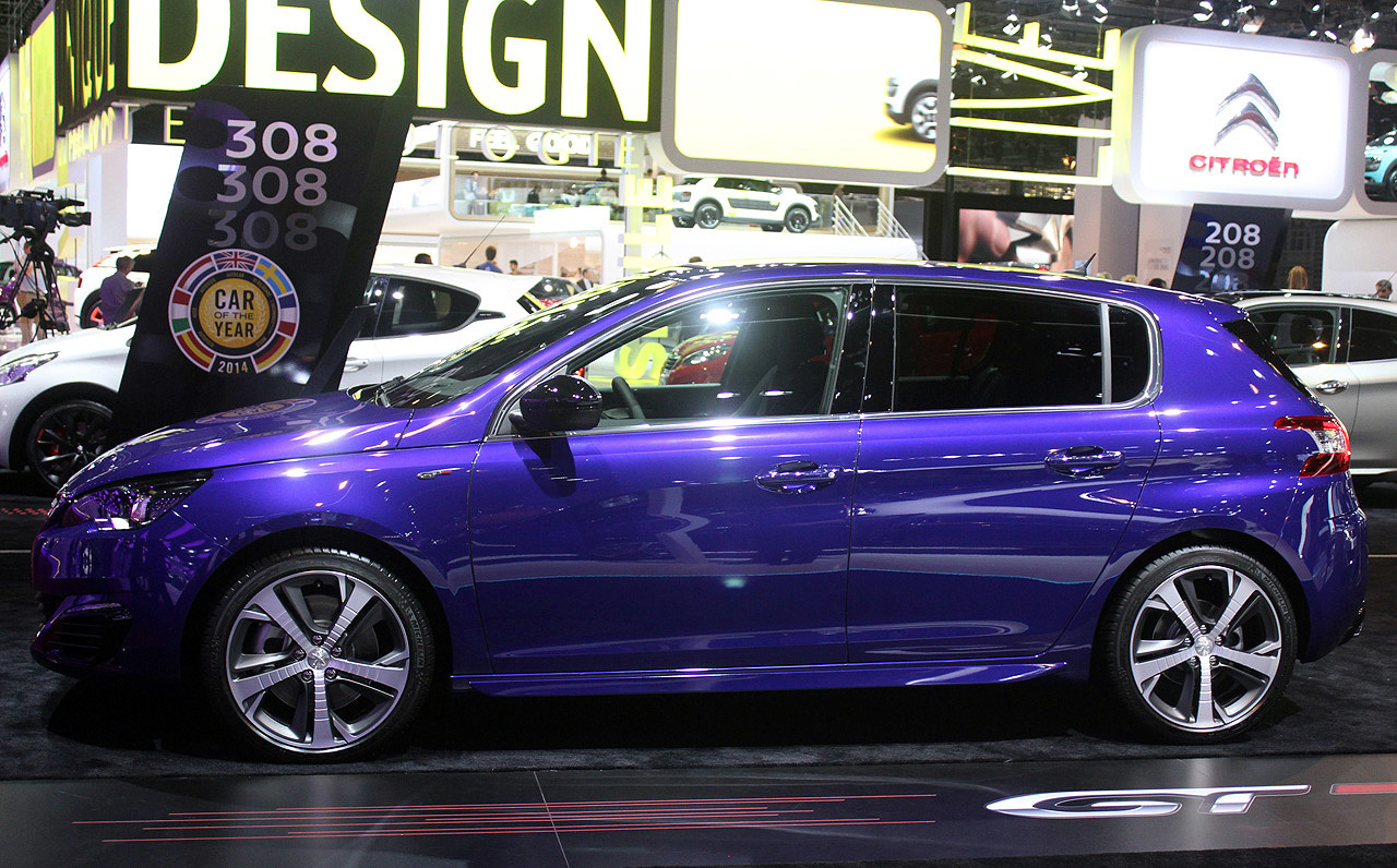new 2015 Peugeot 308 GTi | 2016 Cars Released