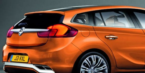 New Big Opel Crossover in Project till 2015 - Opel - The car for life!