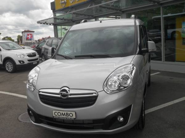 New Opel Combo cars Switzerland