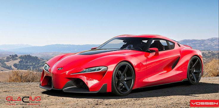 new toyota ft 1 engine