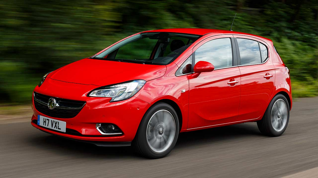 New Vauxhall Corsa revealed ahead of early-2015 UK launch