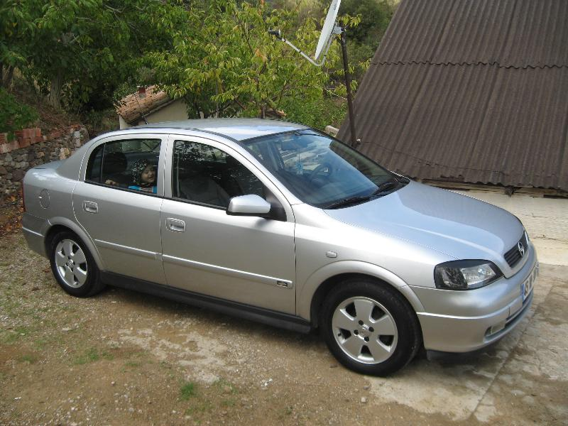 Opel Astra 1.6 Enjoy 2003 Model-