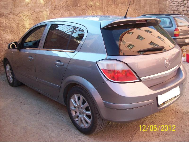 Opel Astra 1.6 Enjoy Twinport 2005 Model-
