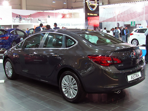Opel Astra 1.6T Enjoy Sedan 2013 | Flickr - Photo Sharing!