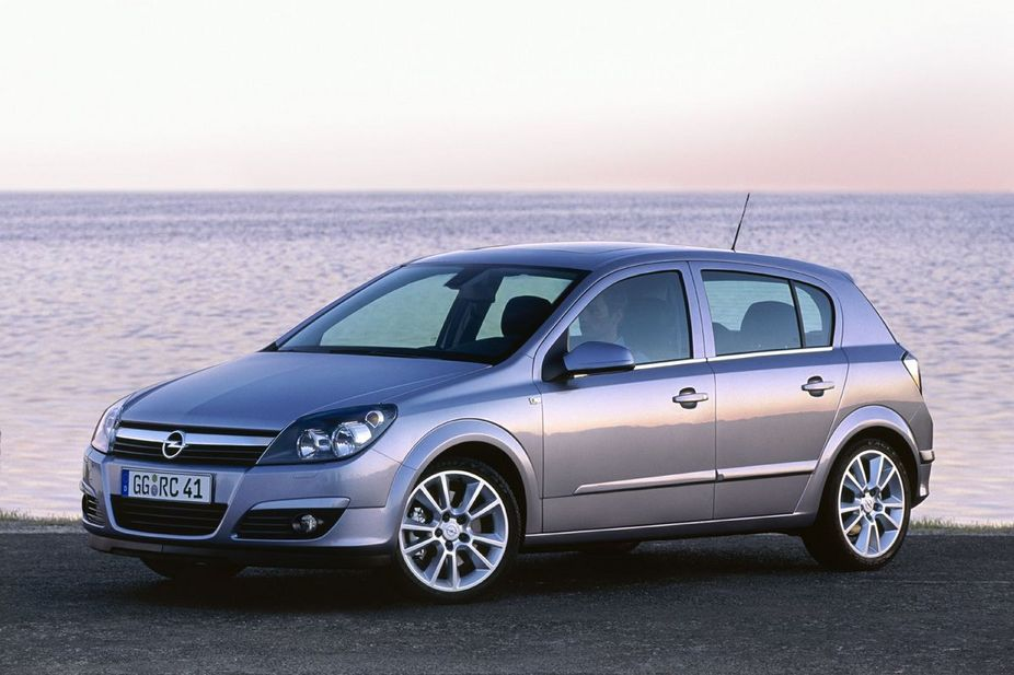 Opel Astra Enjoy 2.0 Turbo :: 1 photo and 85 specs :: autoviva.